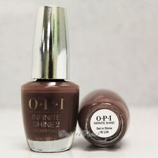 OPI INFINITE SHINE Set in Stone - Air Dry 10 Day Nail Polish 0.5 oz IS L24