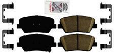 Disc Brake Pad Set-AmeriPro Ceramic Front Autopartsource PRC1687