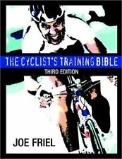 The Cyclist's Training Bible Third Edition by Joe Friel, Softcover 2003