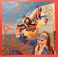 DIXIE DREGS FREEFALL LP 1977 PROMO ORIGINAL PRESS GREAT CONDITION! VG++/VG+!!B