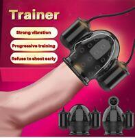 Delay Premature Ejaculation Training Device Longer Sex Duration Extend Prolong