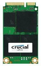 Crucial M550 256GB mSATA SSD