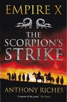 THE SCORPION'S STRIKE by ANTHONY RICHES (PAPERBACK) BOOK
