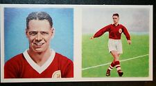 LIVERPOOL FC   Billy Liddell  Vintage Colour Card   EXC