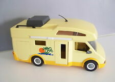 PLAYMOBIL (2305) VEHICULES - Camping Car Familial 3647 Complet