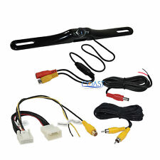 NEW Rostra 250-8410 Backup Camera /& Interface Harness For 2012-13 Toyota Prius