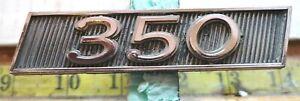 BUICK SKYLARK / GRAN SPORT 350 CIRCA '72 EMBLEM 1384527 (2331)