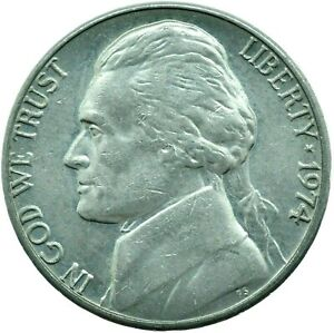 USA / 5 CENT 1954-2012 / THOMAS JEFFERSON / CHOOSE YOUR DATE! - ONE COIN/BUY!