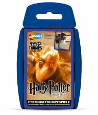 Top Trumps Harry Potter und der Halbblutprinz Spiel Quartett Kartenspiel Deutsch