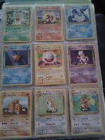 101/108 CHARIZARD EX  VENUSAUR EX BLASTOISE  EVOLUTIONS SET POKEMON CARD U PICK