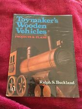 RALPH S. BUCKLAND. TYMAKER'S WOODEN VEHICLES. 0806967684