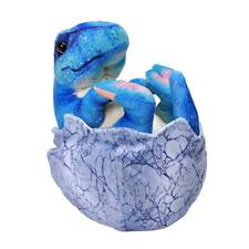 "Wild Republic Dinosauria IV T-rex Baby Egg 12"" Soft Plush Toy Dinosaur"