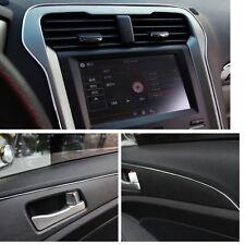 10M Silver Gap Trim Interior Edge Garnish Filler Strip For Car 4WD Holden Models