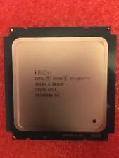 Intel Xeon E5-2697v2 12-Core 2.70GHz 30MB Cache LGA2011 CPU Processor (SR19H)