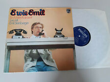 LP Comedy Emil Steinberger - E wie Emil (7 Song) PHILIPS