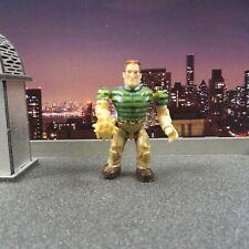 2007 Marvel Mega Bloks Spider-Man 3 - BANK HEIST SANDMAN