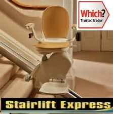 Acorn Slimline Stairlift - under 12 months old, fitted with 12 month warranty...