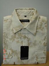 tamaño grande Caballeros CAMISAS INFORMALES 100% Algodón Camisas 2xlA 5xl