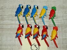 Playmobil 10 x Papagei (3)