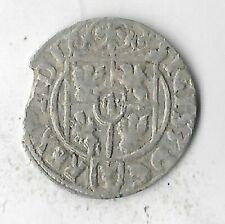 1622 Silver Thaler Rare Old Renaissance Medieval Era Collection War Coin LOT:S30