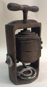 Antique Brass Denture Moulding & Alignment Set