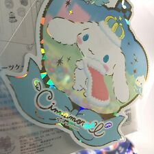 Sanrio Cinnamoroll Halo Effect Decal Vinly Sticker Japan Twin Star Melody Kitty