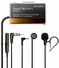 Bluetooth VR phone & streaming music kit. Hands-free calling. Android iPhone etc