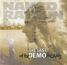 Naked Raygun The Last of the Demohicans CD (Factory Sealed)