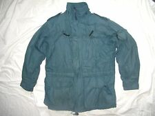 CANADIAN MILITARY COMBAT CWW WINTER PARKA SIZE 7340 INVENTORY CODE Q174
