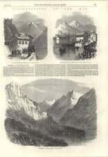 1866 Garibaldi in ITALIANO TIROLO FORTEZZA ROCCA d'anfo SALO HQ