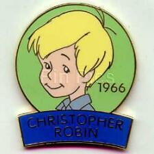 Disney DS Countdown to the Millennium Series #78 Christopher Robin Pin