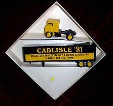 1981 Carlisle Collector Car Flea Market and Corral Winross Truck