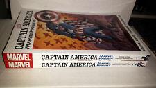 CAPTAIN AMERICA: MARVEL KNIGHTS Vol 1 & 2 - Marvel TPB Graphic Novel Lot