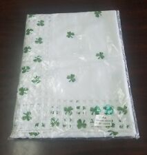 Brand new Ciara tablecloth in white 50 inch by 90 in oblong