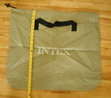 Intex Storage Bag for Inflatable Queen Mattress    Mattress NOT Included