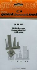 Quickboost 1/48  OH-6A Cayuse Conversion Set for Academy kits # 48145
