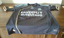 MAGLIA SHIRT MAILLOT ADIDAS OLYMPIQUE MARSEILLE PATCHES  UEFA BEN ARFA  10 M