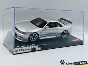 Kyosho MINI-Z Body NISSAN SKYLINE GT-R (R33 NISMO Ver.) MZP447S FINE HAND