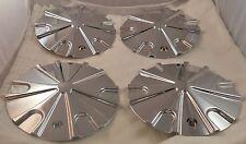 Limited Wheels Chrome Custom Wheel Center Cap Caps Set 4 (1) # N901-CAP