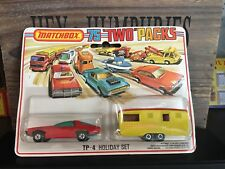 1x Matchbox Superfast Two Pack TP-4A3.Rare Version mint OVP excellent from 1975