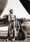 Tuskegee Pilot Avanti America Collection Airplane Birthday Card photo