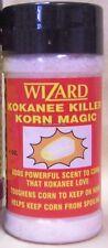 New Pro-Cure Bait Wizard Kokane killer Korn Magic 4oz Wz-Km4