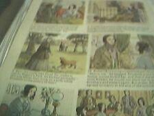 3 page comic strip item elizabeth barratt browning 1970s