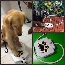 Fuente de Agua para Perros Herramienta de Entrenamiento Doméstico Con Manguera