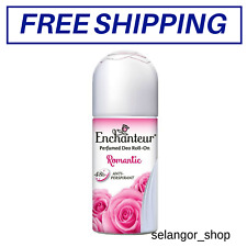 Enchanteur Romantic Body Deodorant 24H Roll On Anti Perspirant 50ml