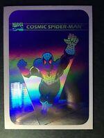 1990 - Marvel Universe Cosmic Spider-Man Hologram - LP
