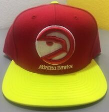 Mitchell and Ness Atlanta Hawks Throwback Fitted Hat - Size 7 5/8, BRAND NEW!!!