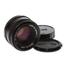 Yashica Lens ML 50mm 1:1,7 Standardobjektiv für Contax/Yashica vom Händler