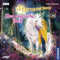 STERNENSCHWEIF - FOLGE 36: DAS MAGISCHE TUCH  CD NEW