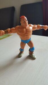 WWF Hasbro tatanka wwe